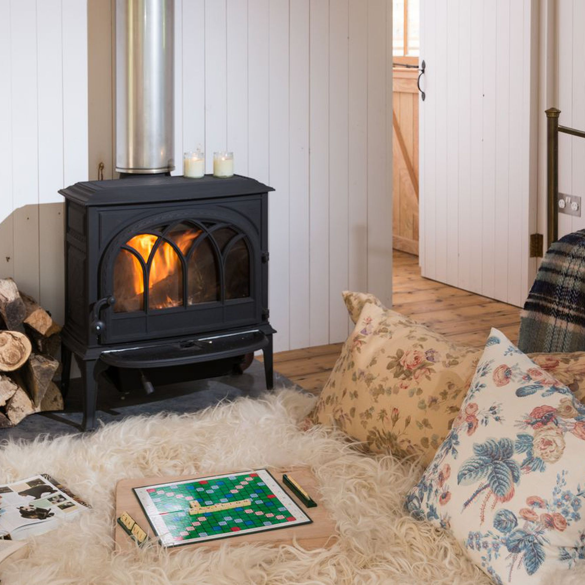Cosy boltholes