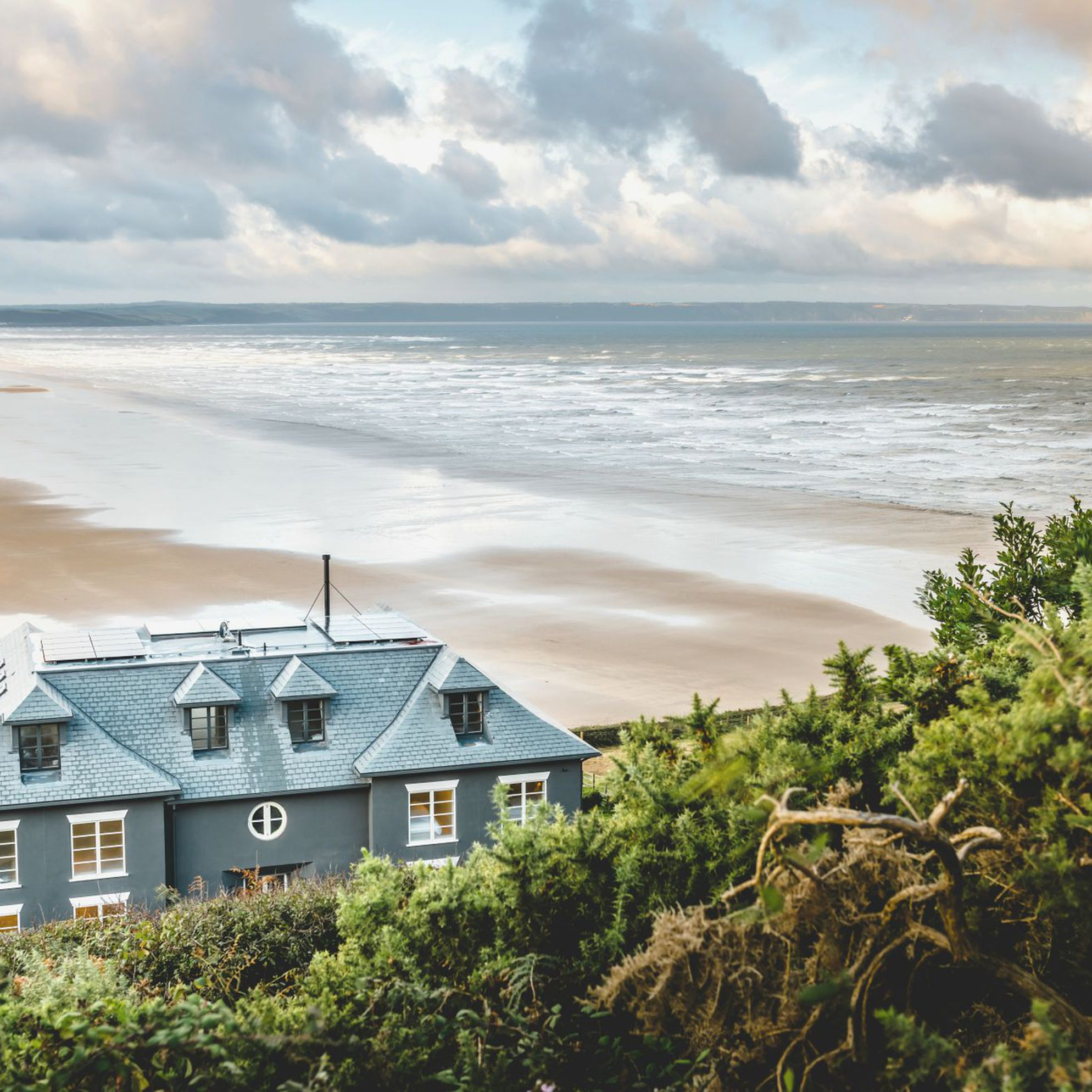 Coastal Cottages in Devon