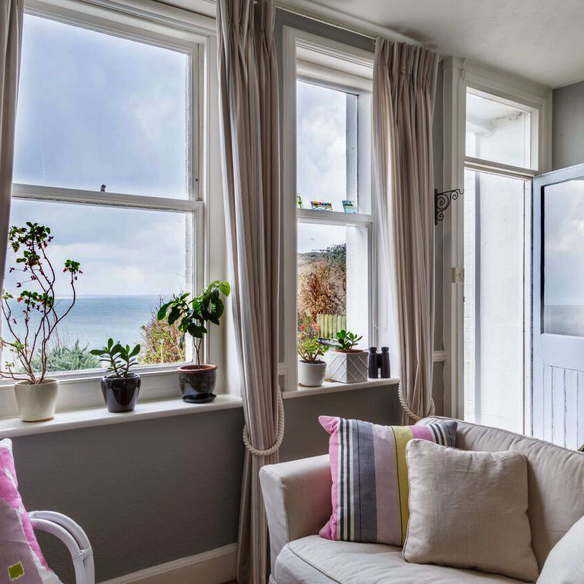 Beach retreats in Devon