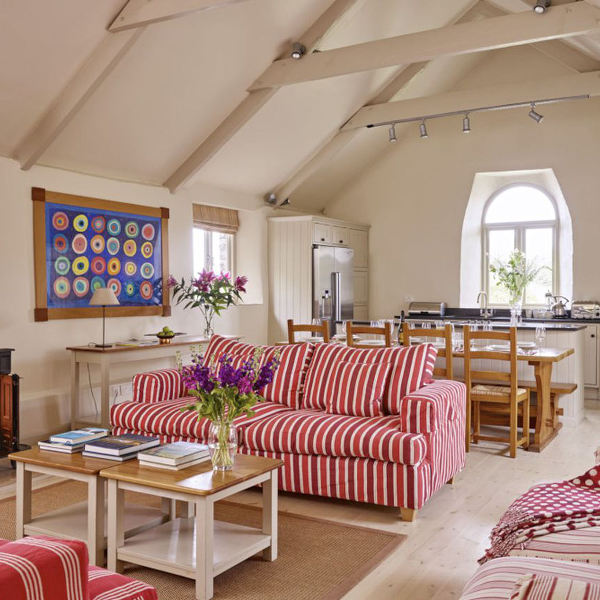 Large holiday cottages in Devon