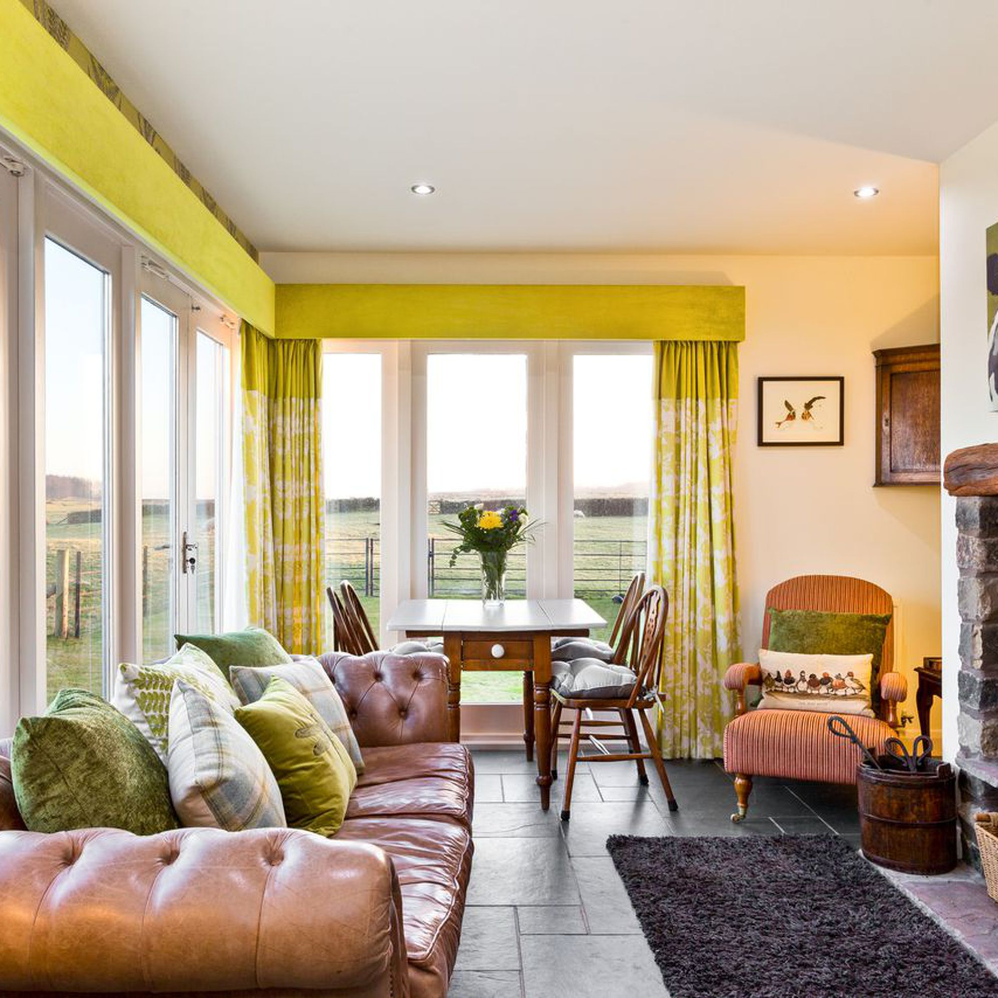 Large holiday cottages in Yorkshire