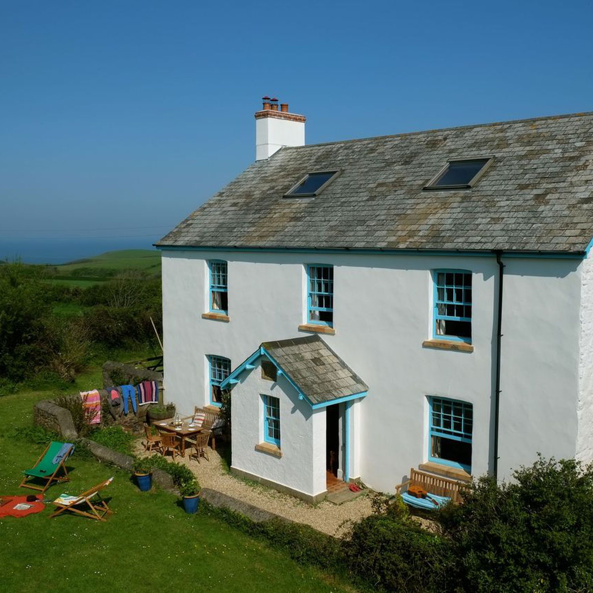 Family-friendly large holiday cottages