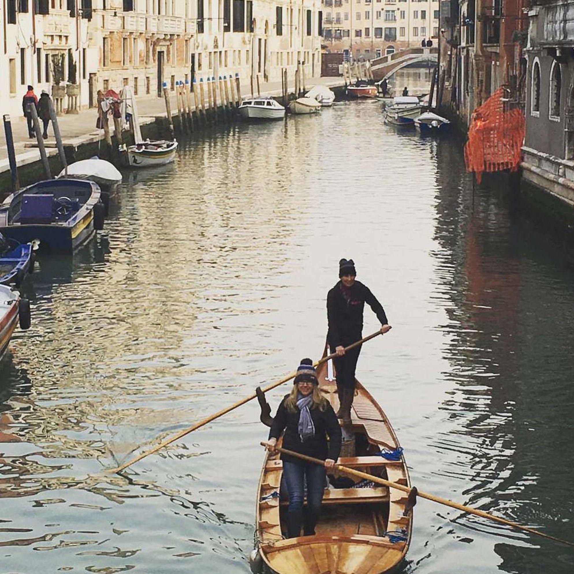 Finding the hidden Venice
