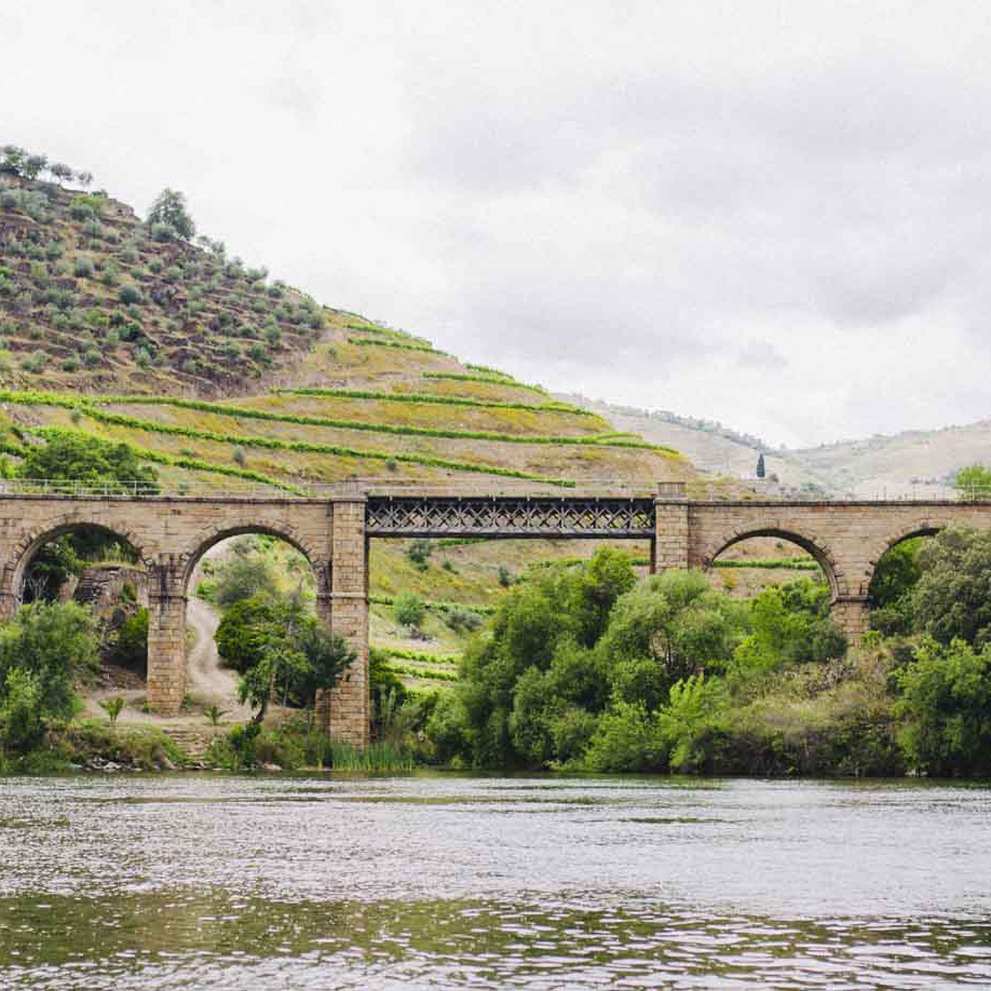 Tim Moore travels Portugal's coastal trains