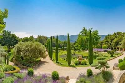 A road trip around Provence