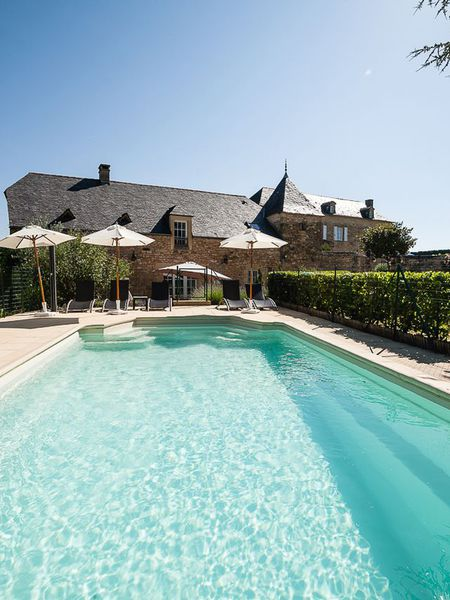 French Gites with Pools collection