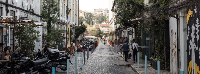 48 hours in Lisbon with Kym Grimshaw