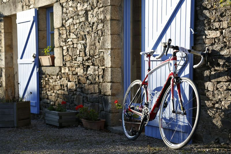 Three French B&Bs for cycling enthusiasts