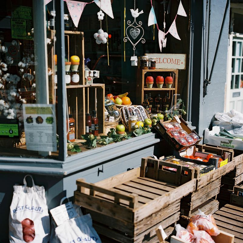 Our favourite, vibrant UK market towns