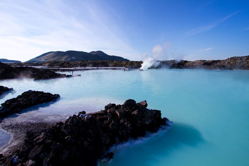 Five amazing hot springs and where to stay
