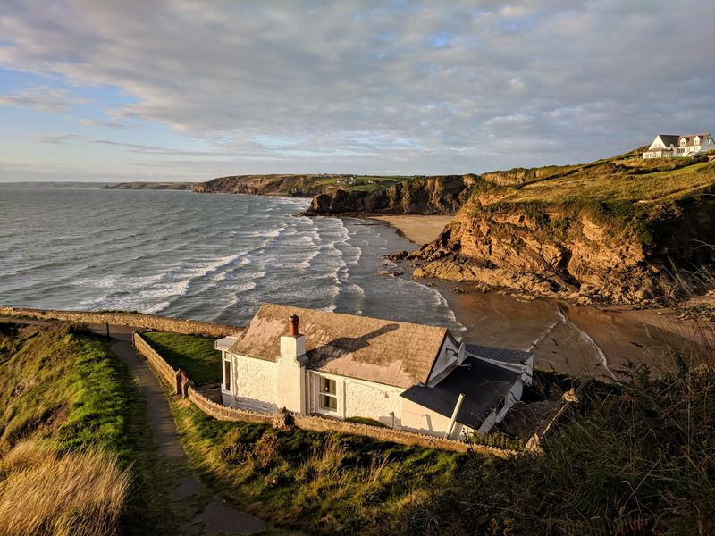 Five reasons to visit Pembrokeshire this autumn