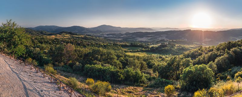Four reasons to visit Umbria, Italy