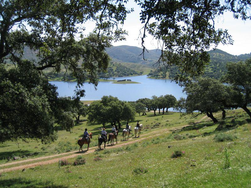 The pilgrimage of La Peña