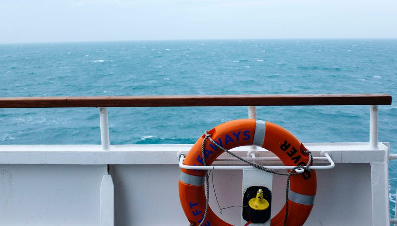 Escape to Europe by ferry