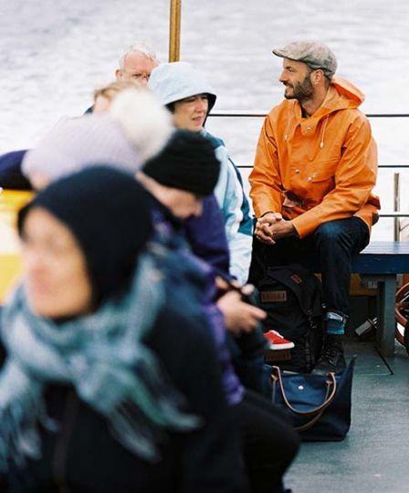 Skomer Island boat trip in west Wales