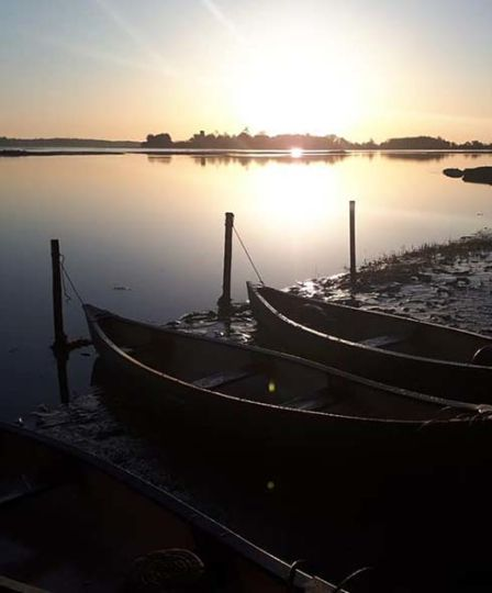Iken Canoes trip in Suffolk slow suffolk guide