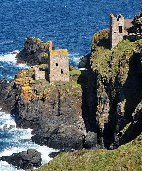 the Count House at Botallack