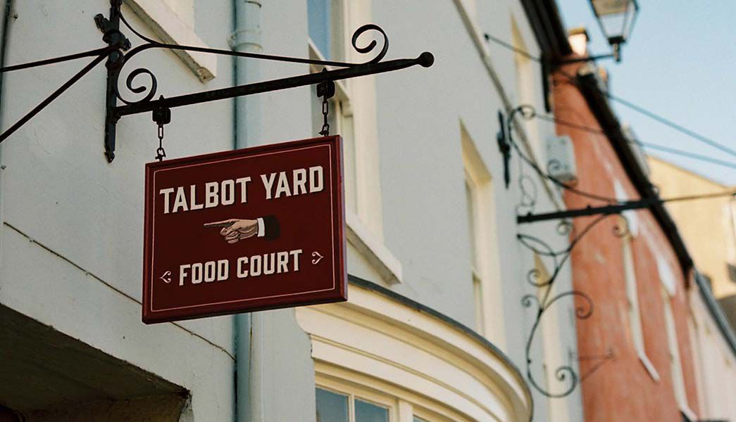 Malton Talbot Yard Food Court