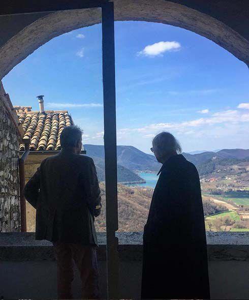 Alastair meets Giancarlo