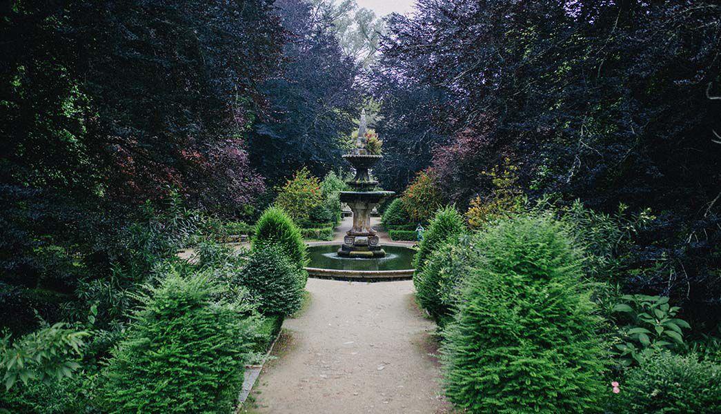 Gardens, Coimbra