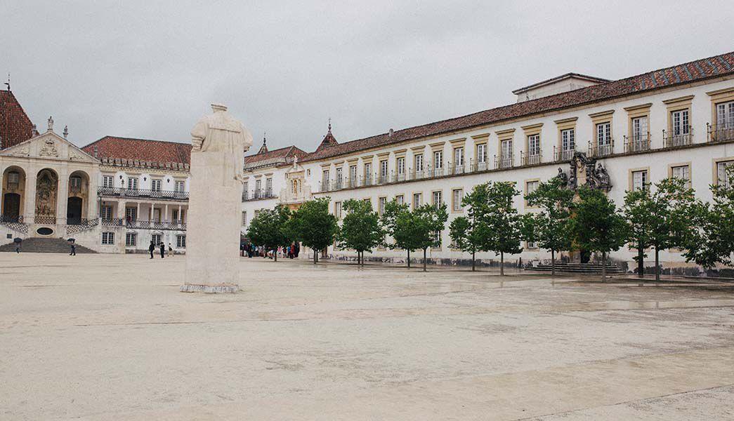 Grand square, Coimbra