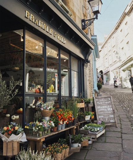 Frome - one of our favourite thriving market towns