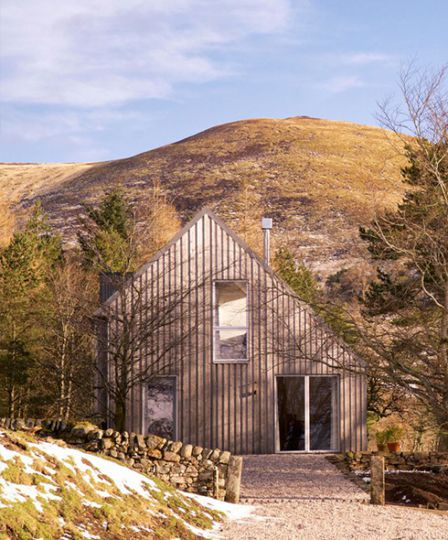 Woodshed is one of our top picks for romantic autumn escapes