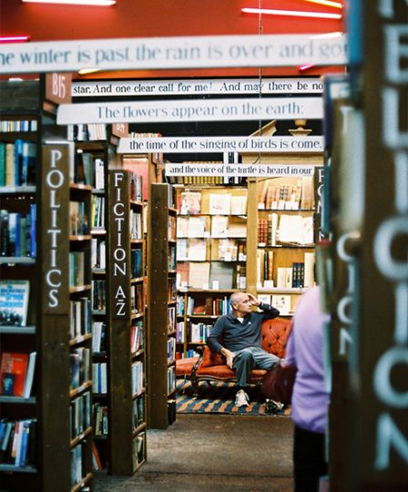 Barter Books, Northumberland