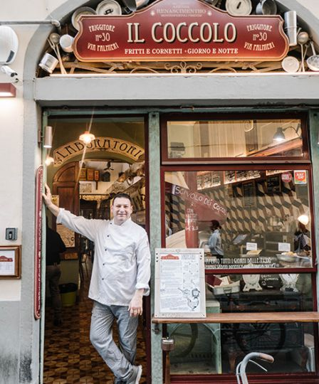 A foodie's 48 hours in Florence