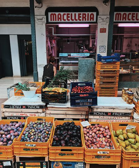 A foodie's guide to Marche